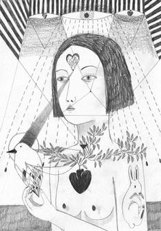 artista argentina Irana Douer. http://www.keepinmind.com.ar/