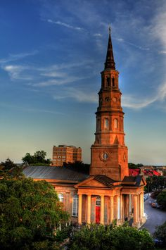 St Phillip's Episcopal Church (Charleston, South Carolina, United States)