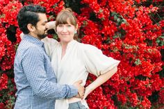 Engagement Week // Anuj and Laura's so-cal vacation engagement session by Spark + Tumble Photography