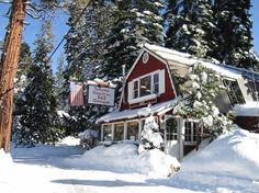 tahoma california | Tahoma Meadows B&B Cottages