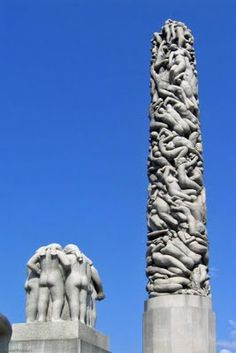 Vigeland Sculpture Park: A Study of Humanity (Oslo, Norway) | Travel Wonders of the World