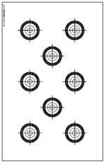 Images Pistol Targets, Range Targets, Steel Targets, Shooting Targets, Target Practice, Air Rifle, Guns And Ammo, Printables, Ammo Boxes