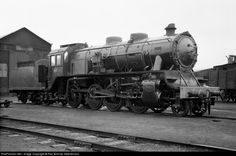 RailPictures.Net Photo: 5342 SNCB/NMBS Steam 2-8-0 at Namur, Belgium by Rail Archive Stephenson