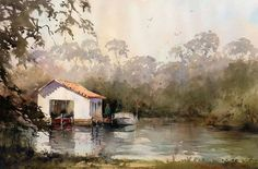 Vladislav Yeliseyev WATERCOLOR - Buscar con Google