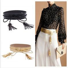 Leather Belts for Women Fashion Belts, New Fashion, Womens Fashion, Leather Belts, Pu Leather, Slim Waist, Belts For Women, Black Belt, Belt Buckles