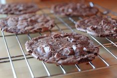 Chosen Eats: Passover Recipe - Chewy Chocolate Cookies | Jewish Boston Blogs