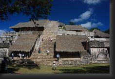 Ek Balam Maya ruins not far from Chichen Itza