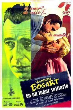 En un lugar solitario (1950) Español/VOSE | DESCARGA CINE CLASICO