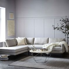 Andes Terminal Chaise Sectional