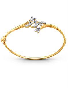 Sparkling diamond bracelet. See more on: http://www.diamonds4you.com/item/21302076.aspx. #diamonds #bracelet #diamondbracelet #jewellery #diamonds4you #Onlinejewellery