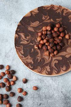 CHOCOLATE HAZELNUT MOUSSE CAKE | SWEET TALK BLOG