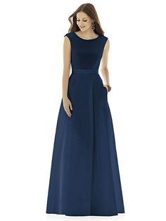 Alfred Sung Style D729 http://www.dessy.com/dresses/bridesmaid/alfred-sung-style-d729/