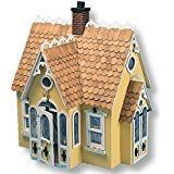 Quaint little cottage - this dollhouse is too cute for words.