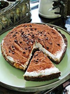 Dziki Naśladowca | smacznie | zdrowo | rozwojowo: RAW BANOFFEE PIE | wegańskie, bez cukru, przepyszne!