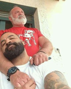 Gay, Daddy Bear, Bear Men, Mans World, Adults Only, Dream Guy, Kisses, Romance, Couples