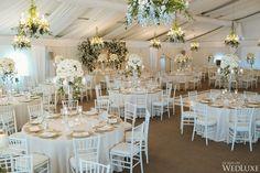 An Elegant Weekend Wedding in Muskoka   A hint of Gatsby and a Muskoka location inspired this Ontario wedding captured by Mango Studios  Photography by: Mango Studios