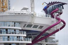 Ultimate Abyss Harmony of the Seas