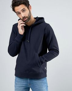 PS by Paul Smith Paul Smith Hoodie In Regular Fit Navy