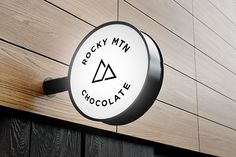 Rocky Mtn Chocolate Rebrand, Packaging and Store Design on Behance