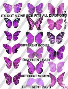 Fibromyalgia effects everybody differently