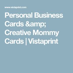 10 Best Vistaprint Business Cards Images On Pinterest
