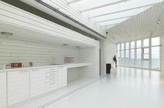 [ The Long Studio   Saunders Architects ]    Ph: Bent Renè Synnevåg