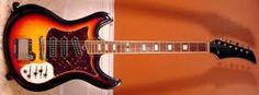 Risultati immagini per vintage silvertone guitars