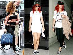 Celebrity Fashion and Style - Dressy to Casual