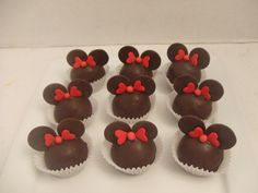 Disney cake balls - ok, might as well pin these too!!  ; )