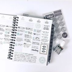 love this peek at your #gettoworkbook, @jecarl  Planner Book, Planner Ideas, Morning Pages, Beautiful Notebooks, College Organization, Bujo, Planners, Journaling, Therapy