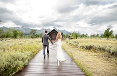 Jackson Hole Wedding | Jackson Hole Wedding Photographer | Cathedral of Transfiguration Wedding