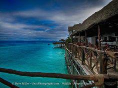 Resort on Zanzibar near Nungwi