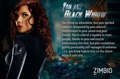 Hell to the yes! Romanoff for the win!