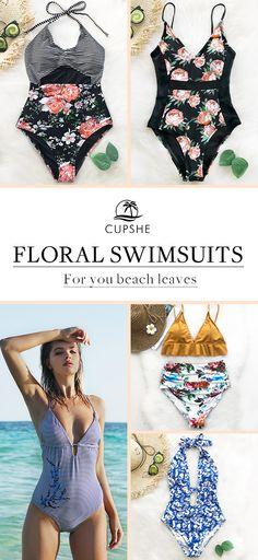 SUMMER is coming and I miss the sea! Various prints & fashionable designs~ We are ready for your glamorous beach look, are you? Make the best use of the summer time with those amazing swimsuits. Free shipping! Shop Now.