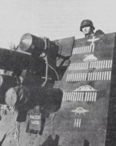 German gun that has taken down 11 planes, 40 tanks 15 bunkers and 3 UFOs
