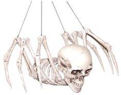 Fancy Hybrid Human Spider Skeleton Prop