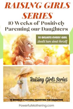 Parenting is no easy task. That's exactly why I created this guide called the Raising Girls Series- 10 Weeks of Positively Parenting Our Daughters! Parenting, fathering, and mothering tips and tricks are all covered to help you in raising your child in a positive environment! Training your children doesn't always have to be serious, this parenting guide can surely help you teach your little one important values through useful communication skills! Check out the blog for more details! Raising Girls, Girls Series, All Covers, Communication Skills, Every Girl, Teaching Kids, Daughters, Environment, Parenting