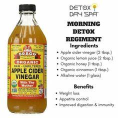 Apple Cider Vinegar Benefits, Apple Cider Vinegar Detox, Apple Cider Vinegar For Weight Loss, Weight Loss Drinks, Weight Loss Smoothies, Cider Vinegar Weightloss, Acv Weightloss, Vinegar Detox Drink, Fat Burning Detox Drinks