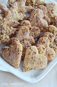 Zóra praktikái blog: Preckedli Hungarian Desserts, Hungarian Cake, Hungarian Recipes, Poppy Cake, Chocolate Bouquet, Cookie Pie, Winter Food, Cake Cookies, Chocolate Chip Cookies
