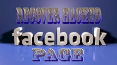 How To Recover Hacked Facebook Pages Updated May 2015 - Hacking Dream