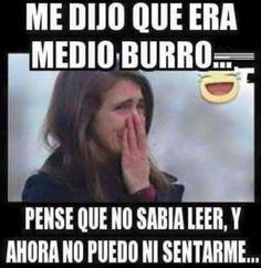 Memes en español, chistes cortos y humor. Funny Spanish Memes, Spanish Humor, Spanish Quotes, Funny Memes, Hilarious, Funny Shit, Mexican Memes, Humor Mexicano, Adult Humor