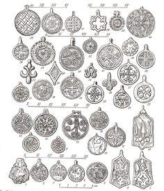 Украшения из меди и сплавов. Часть 2  Jewelry made of copper. Russian.
