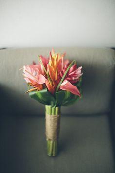 Inspiration: The Ginger Flower - Fiji Destination Wedding Blog — Bula Bride