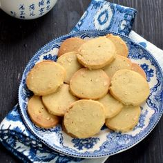Not your regular shortbread cookies, these are Chai Masala Spice and Cashewnut Shortbread Cookies.