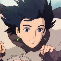 Studio Ghibli Art, Studio Ghibli Movies, Girls Anime, Anime Guys, Totoro, Anime Art, Manga Anime, Personajes Studio Ghibli, Chihiro Y Haku