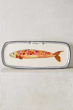 Sardina Large Platter