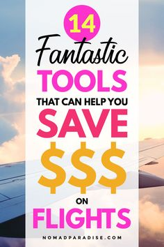 The Ultimate Guide to Tools for Booking Your Flights - Nomad Paradise - The Ultimate Guide to 14 Tools for Booking Your Flights for Your Next Trip. Travel Tips Travel Fund, Travel Info, Packing Tips For Travel, Travel Advice, Travel Quotes, Budget Travel, Travel Hacks, Travel Trip, Europe Budget