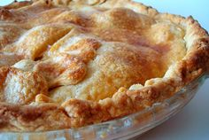 Really the best classic apple pie ever.