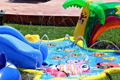 Backyard Water Pads | in the water water tables slip n slides splash pads and water guns ...