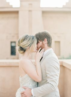 Obsessed with this chignon: http://www.stylemepretty.com/little-black-book-blog/2015/04/02/morocco-engagement-session-at-peacock-pavilions/ | Photography: O'Malley - http://omalleyphotographers.com/